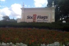 Sixflags Vergnügungspark