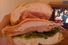 Wisconsin Style Sandwich