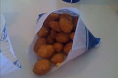 Cheese Curds....