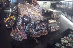 Harley Davidson Museum Milwaukee
