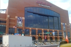 Lucasoil Stadium  (Home of the Colts)