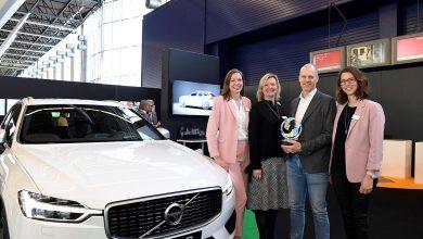"""Photo of """"Plastics Recycling Awards Europe"""" würdigen Nachhaltigkeitsziele von Volvo"""