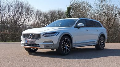 Photo of Diesel im Test – Volvo V90 Cross Country