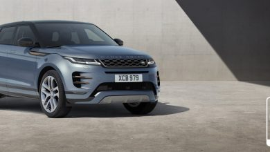 Photo of EVOQUE EURO NCAP 5-STAR RATING