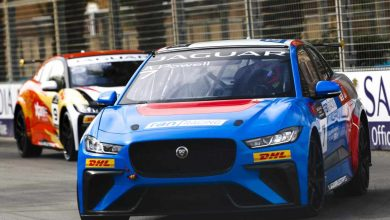 Photo of FULMINANTER EINSTAND: ZWEI PODIUMSPLÄTZE FÜR ALICE POWELL UND DAS RAN RACING E-TROPHY TEAM GERMANY BEIM SAISONAUFTAKT ZUR JAGUAR I-PACE E-TROPHY